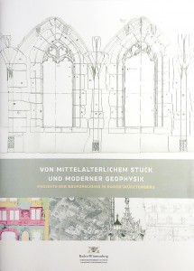 Bauuntersuchung im Kloster Maulbronn. Befundaufnahme im Kreuzgang