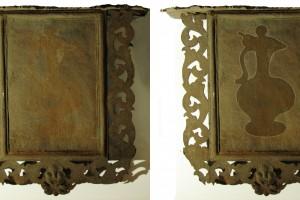 Wirtshausschild 'Zur Kanne', 18. Jahrhundert