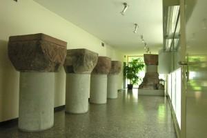 Ausstellungsraum vor der Neukonzeption