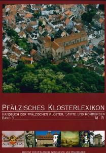 Pfälzisches Klosterlexikon Band 3